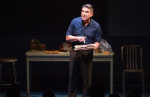 "James Lecesne in ""The Absolute Brightness of Leonard Pelkey"" (Matthew Murphy)"
