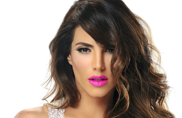 Watch Gaby Espino host the Billboard Latin Music Awards live on Telemundo April 28.