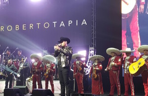 There are so many reasons to be a Roberto Tapia fan. (Dario Molina/The 3 Collective)
