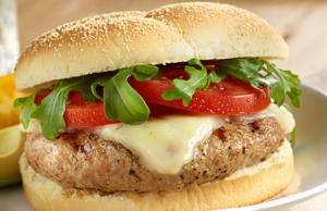 Get a free taste of Jennie-O's California turkey burger this weekend at Hollywood & Highland.