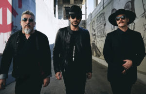 La Ley perform April 23 at the Greek Theatre.