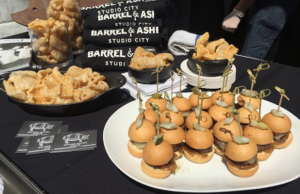 Sample sliders and craft ales at Burgers & Beer July 30 at the Coliseum.