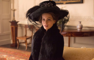 Kate Beckinsale in Whit Stillman's Love & Friendship (Bernard Walsh/Amazon Studios and Roadside Attractions)