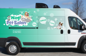 Let Wag! take care of all your dog walking and grooming needs.