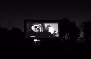 Audiences members of all ages enjoyed the Kung Fu Panda 3 celebration at Street Food Cinema. (Dawn Castillo/LOL-LA)