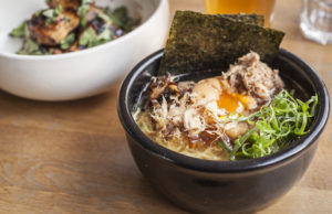 Tonkotsu ramen is going to be the entree at Oh Man! Ramen's Feastly pop-up next week.