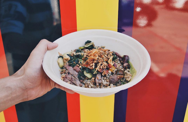 Get healthy and flavorful bowls from Pico House Food Truck.
