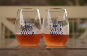 Get your fill of wine tastings and entertainment on beautiful Catalina Island Sept. 23 through 25.