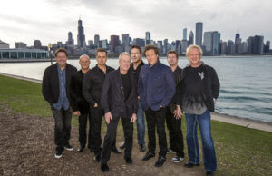 Fans of all ages have a blast seeing Chicago perform live. (David M. Earnisse)