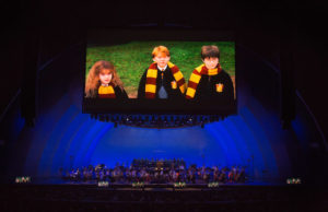 Harry Potter and the Sorcerer's Stone – in Concert  at Hollywood Bowl (Craig T. Mathew/Mathew Imaging)