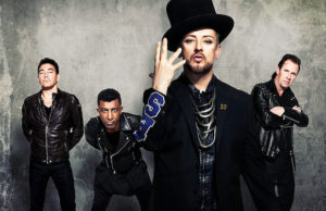 Culture Club made the Hollywood Bowl laugh and dance for joy