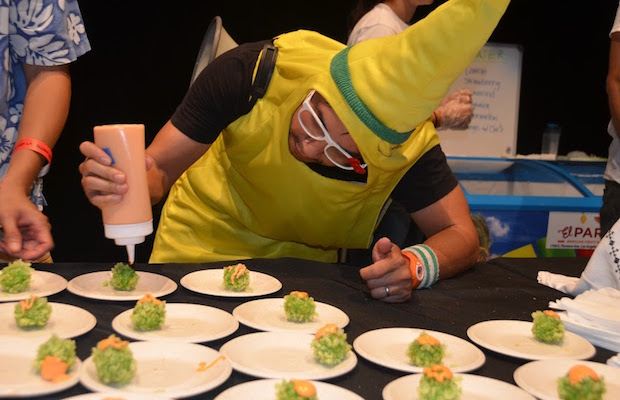 Sample some of the best dishes the Eastside has to offer Oct. 2 at Mack Sennett Studios.