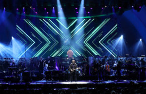Jeff Lynne's ELO with the Hollywood Bowl Orchestra, conducted by Thomas Wilkins (Craig T. Mathew/Mathew Imaging)