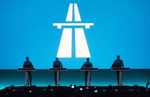 Kraftwerk's synthesized soul music filled Hollywood Bowl on Sept. 18.
