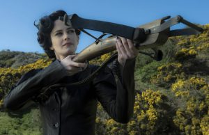 Eva Green slays as Miss Peregrine in Miss Peregrine's Home for Peculiar Children (Jay Maidment)