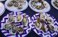 Oysters after the shucking contest at Off the Hook Seafood Festival