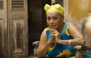 Don't miss the Omara Portuondo 85 Tour at Walt Disney Concert Hall Oct. 5.