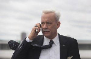 "Tom Hanks as Chesley ""Sully"" Sullenberger in Sully (Keith Bernstein/Warner Bros. Pictures)"