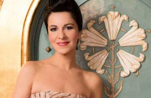 Soprano Angela Gheorghiu gave a stellar performance at the Broad Stage.