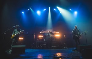 Black Rebel Motorcycle Club at the Wiltern was a great start to Halloween week. (Taylor Wong/LOL-LA)
