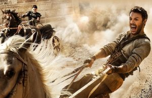 Ben-Hur arrives on Blu-ray Combo Pack and DVD Dec. 13.