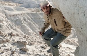 Gael García Bernal stars as Moises in Desierto. (STX Productions)