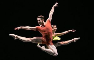 Celebrate Forsythe features Houston Ballet, Pacific Northwest Ballet and San Francisco Ballet.