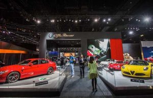 Take in a wide range of cars at the L.A. Auto Show.