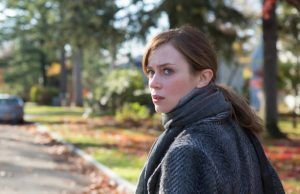 Emily Blunt as Rachel in The Girl on the Train (Barry Wetcher/Universal)
