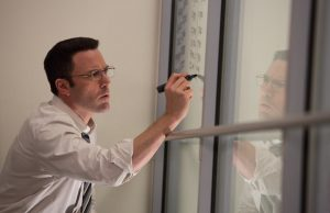 Ben Affleck as Christian Wolff in The Accountant (Chuck Zlotnick/Warner Bros. Entertainment)