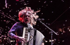 """Weird Al"" Yankovic left fans very satisfied at this year's Festival Supreme."