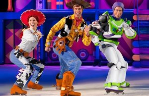 Join Jessie, Woody and Buzz at  Disney On Ice's Worlds of Enchantment