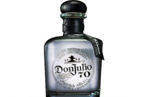 Mix up a 212 cocktail with Tequila Don Julio 70 Crystal Añejo this holiday season.
