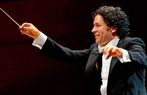 Gustavo Dudamel teams with Alberto Arvelo for a video art installation to accompany Haydn's Creation.