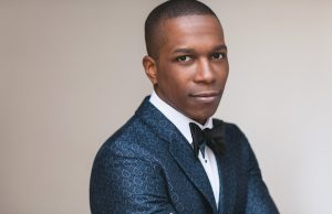 Leslie Odom Jr. touched the emotions of the entire audience. (Christopher Boudewyns)