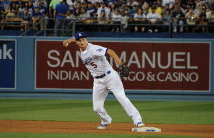 Corey Seager is the unanimous NL Rookie of the Year. (Jon SooHoo/Los Angeles Dodgers)