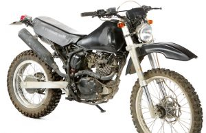 You can make a bid on Jacob Black's motorcycle from The Twilight Saga: Breaking Dawn – Part 1.