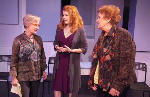 "Lily Knight, Sharon Sharth and Pamela Dunlap in ""Waiting for Grace"" (Ed Krieger)"