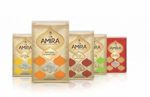 Treat yourself to a taste from the entire line of Amira Basmati rice.