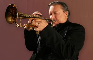 Ten-time Grammy honoree Arturo Sandoval leads a night of holiday fun at Walt Disney Concert Hall.