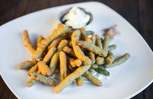 Bar10's Goin' Deep Green Bean Frites will be your new favorite appetizer. (Abigail R. Collins)