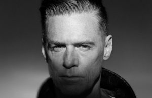 Bryan Adams is one cool Canadian.