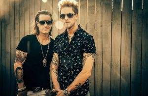 Tyler Hubbard and Brian Kelley of Florida Georgia Line (Jim Wright)