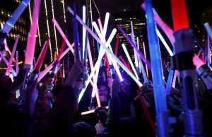 Do you have what it takes to conquer at Glow Sword Battle this year?