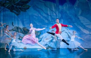 Catch Inland Pacific Ballet's magical production of The Nutcracker. (E.Y. Yanagi)