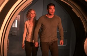 Win passes to a Passengers screening on Dec. 19