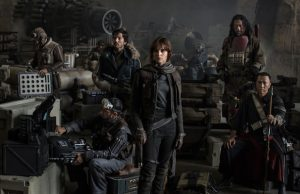 Win passes to a Rogue One: A Star Wars Story Screening on Dec. 14.