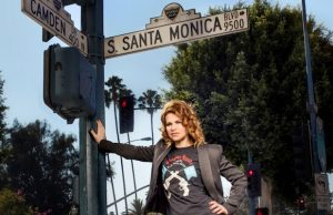 "Sandra Bernhard debuted ""Sandra Monica Blvd.: Coast to Coast"" at the Wallis."