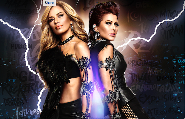 Win tickets to see Gloria Trevi vs. Alejandra Guzman at Staples Center.