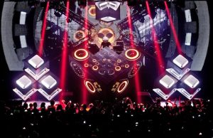 deadmau5 takes over the Shrine April 28, 29 and 30. (Drew Ressler)